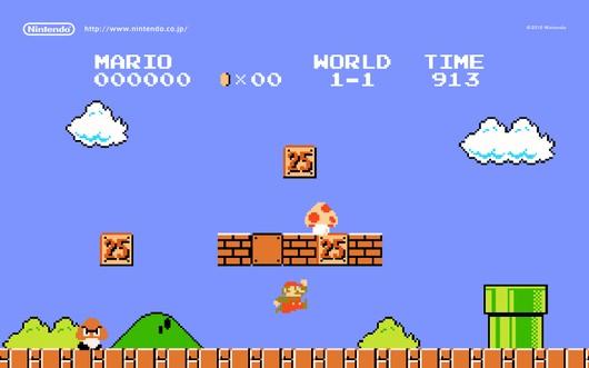 Spécial Super Mario Bros | Univerthabitat