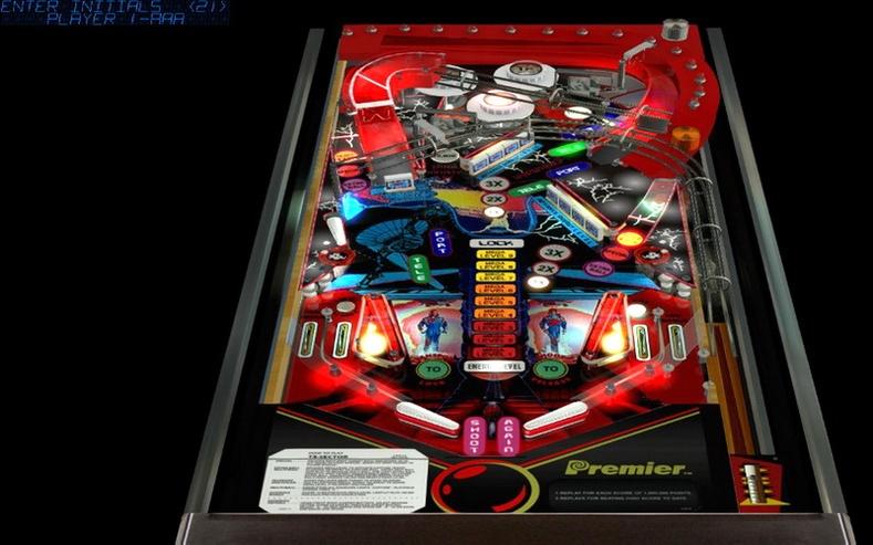 Visual Pinball - Comme Robinson dans la crise spécial jeux gratuits