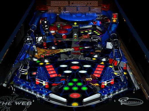 Thunder valley roulette